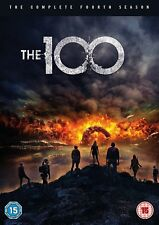 The 100 Season Series 4 Four Fourth Genuine UK R2 DVD