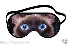 "CAT'S EYES Sleep Mask 7.5"" x 3"" (301)"