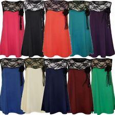 Women's Polyester Party Plus Size Tunics