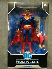 McFarlane NEW * Modern Superman * DC Batman / Superman Wave 1 Figure 7-Inch