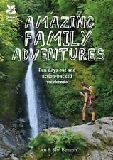 Familia increíbles aventuras: divertido día y lleno de acción los fines de semana por..