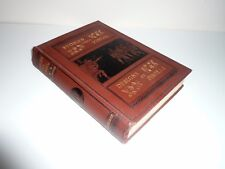 STORIES FROM VIRGIL DESIGNS BY PINELLI DATED 1898 EMBOSSED COVERS
