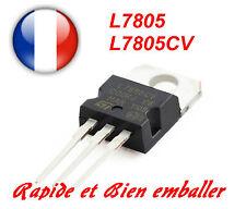 L7805CV 7805 L7805 voltage regulator regulador de tensión 5V 1A TO-220