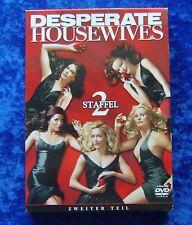 Desperate Housewives Season 2.2, DVD Box Staffel