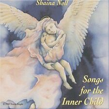 SONGS FOR THE INNER CHILD by Shaina Noll - Beautiful Singing Heart Santa Fe CD