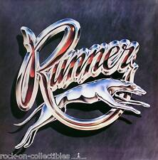 Runner 1979 Self Titled Original Promo Poster