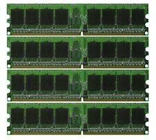 New 8GB 4X2GB PC2-6400 DDR2-800 800MHz 240pin DIMM Desktop Memory Low Density