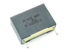 25pcs  Arcotronics 1uF 250vdc 10% MKP Metallized Polypropylene Capacitor