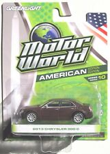 GREENLIGHT MOTOR WORLD SERIES 10 2013 CHRYSLER 300C rr