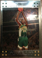 KEVIN DURANT 2007-08 Topps Chrome Base Rookie RC #131