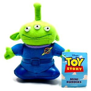 "1990's Original Disney Pixar Toy Story Alien Mini Buddies 6"" Plush (NEW / NWT)"