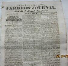 1817 Apr7 Evans Journal Manchester Sedition Bonaparte On St Helena Fashion