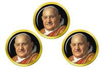 Pape John Xxiii Marqueurs de Balles de Golf