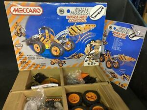 Meccano 7531 Multi Models Infra Red Control For 8 Diff Models Sealed Never Used