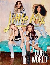Our World by Little Mix - New Book