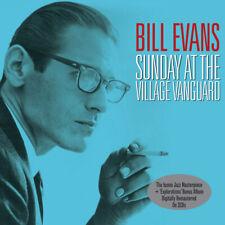 BILL EVANS - SUNDAY AT THE VILLAGE VANGUARD - 2 CDS - NEW!!