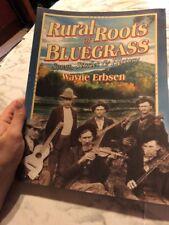 Rural of Roots Bluegrass Sons Stories History Wayne Erbsen Sheet Music Book