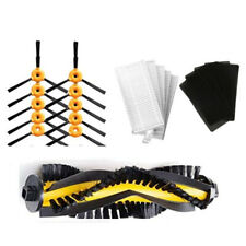 21pcs Side Brushes + Filters + Sponge Set For Eufy RoboVac 11 11c Vacuum Cleane