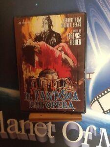 il fanstasma dell'opera*fisher*DVD*NUOVO