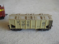 Vintage HO Scale Varney NYC 880500 Covered Hopper Car