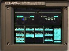 NewScope-0Jr LCD kit for HP 8920A 8920B 8921A RF Communications Test Set