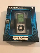 DLO SlimShell Sport Case with Detachable Armband for iPod Nano 5th Generation