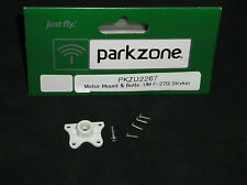 PARKZONE R/C MODEL PARTS PKZU2267 MOTOR MOUNT & BOLTS: UM F-27Q STRYKER