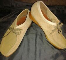 Original Vintage Clarks Wallabies Made In Ireland Size Women size 71/2