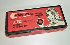 Vintage Magna Clean Window Cleaning Kit Cleans Both Sides At Same Time USA