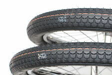 20 Zoll Laufräder Paar + Reifen +Schlauch  für Anhänger Wagen Kastenwagen DDR