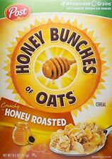 Honey Bunches of Oats Cereal, Honey Roasted, 14.5 oz