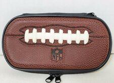 PSP & PSP SLIM  Nfl Case Football Texture Zipper Pouch Holder #8573V