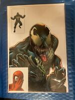 Venom #29 NM Virgin Variant by Will Sliney | Eddie Brock | Codex | Knull 🔥 Key