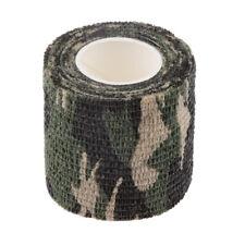 Camo Wrap tape Rifle Gun Shooting Hunting Camouflage   Webbing Tape NEW