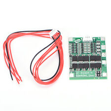 4S 30A 12V-14.8V Li-ion Lithium 18650 Battery BMS Packs PCB Protection Board NI