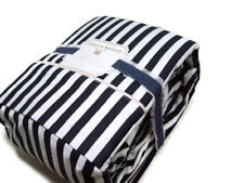 Pottery Barn Teen Emily Meritt Pirate Stripe Cotton King Sheet Set New