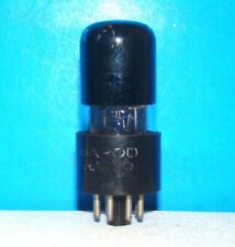 6SN7GT Garod radio black glass audio guitar amplifier vacuum tube valve 6SN7GTB