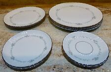 9 PIECE - ASSORTED - SYRACUSE - SILHOUETTE - SWEETHEART - PLATES - DINNER - ETC.