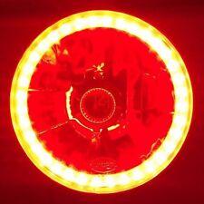 Red Halo Headlight Suzuki Sierra LJ50 LJ80 Ford GQ Maverick 4x4 Jeep Wrangler TJ