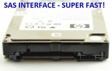"2,5"" HARD DISK SERVER SAS HP 146GB 15000 RPM EH0146FBQDC 100617020 627114-001 HD"