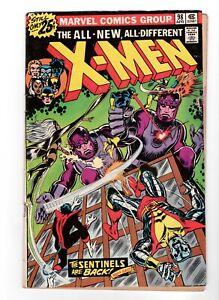Uncanny X-Men #98, GD/VG 3.0, Storm, Wolverine, Cyclops, The Sentinels!