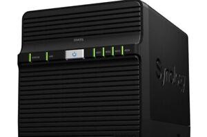 Synology DiskStation DS420j NAS Drive, Network Storage