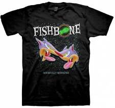 FISHBONE - Intrinsically Intertwined - T SHIRT S-M-L-XL-2XL Brand New Official