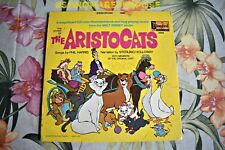 Walt Disney's The Story Of The Aristocats Vinyl Record Lp St 3995 Vintage 1970