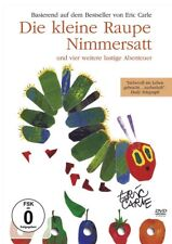 DVD DIE KLEINE RAUPE NIMMERSATT # Eric Carle ++NEU