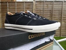 Converse All Star Essential Ox Black, new in box, size 5.5 UK, 6.5 US