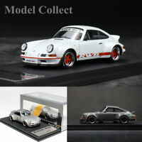 1:64 Scale Model Porsche 930 RWB RAUH-Welt Begriff Duck Tail Limited Collection