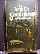 The Private Life of Sherlock Holmes Vincent Starrett