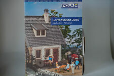 POLA G LGB 2016 Catalogue 6 pages mint!