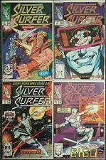 Silver Surfer Vol.3 #24,25,26,27 SET [Ron Lim] Marvel 1st Print 9.0 or better